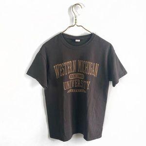 779ee274 Shirts   Western Michigan University Wmu Broncos Tshirt   Poshmark